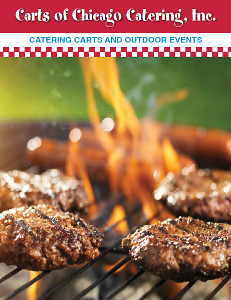2018 Carts of Chicago Catering Event Catalog