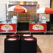 a-la-cart-hotdog-indoor-event-chicago