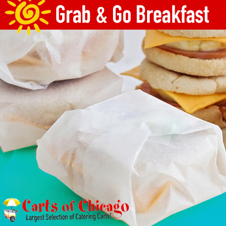 Catering Pre-wrapped Breakfast Sandwiches