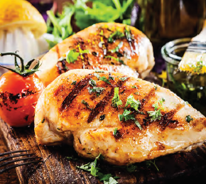 Grilled Chicken – Drop-off Catering