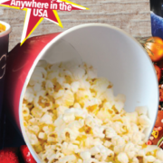 Order Holiday Popcorn Buckets