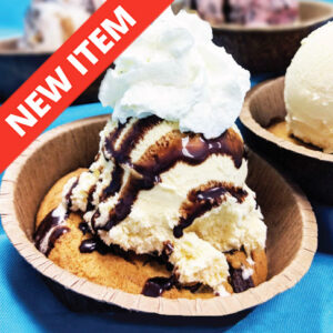 Catering Cookie Sundae