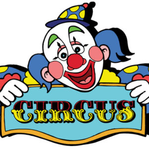Hotdog Cart Circus theme