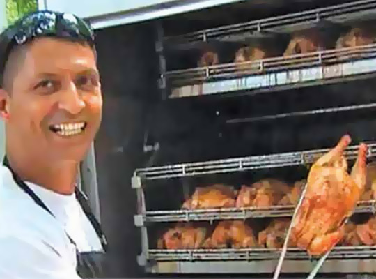Bbq Ribs Rotisserie Chicken Catering Package Best Full Service