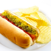 p-hot-sandwich-catering-cart-chicago-hot-dog-chips