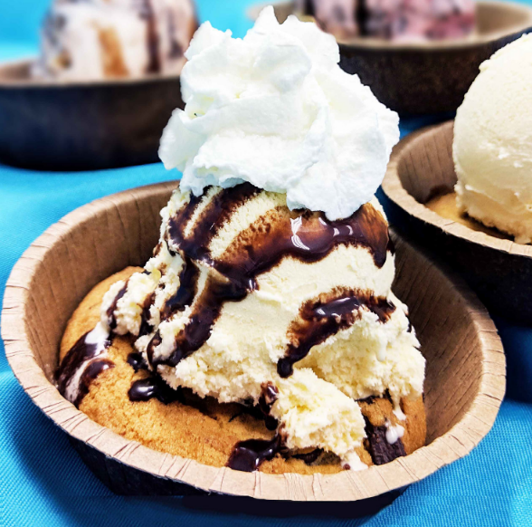 Cookie Sundaes Catered
