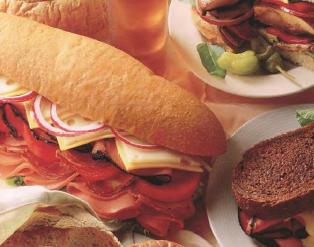 American Sub Sandwich