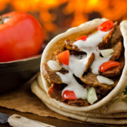 Greek Gyro Catered Event