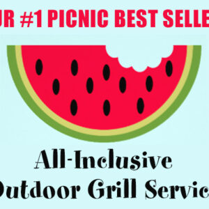 All Inclusive Catered Picnic