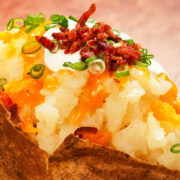 catered potato bar